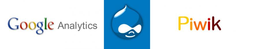 SEO Drupal: come configurare Google Analytics e Piwik in Drupal 7
