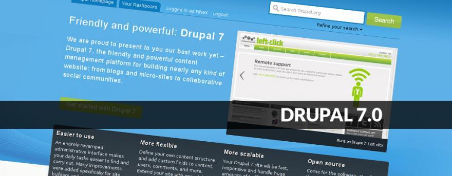 Drupal 7.0