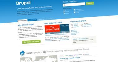 Impaginazione e grafica per Drupal